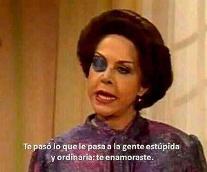 quote, telenovelas, and español image
