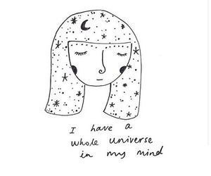 quotes, universe, and tumblr image
