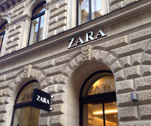 shop, Zara, and tumblr image