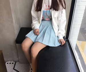 clothes, fashion, and korean image
