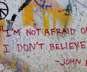 john lennon, death, and quote image