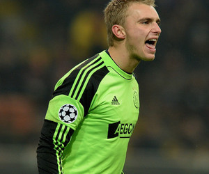 ajax, ajax amsterdam, and cillessen image