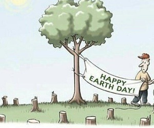 earth, earth day, and happy earth day image