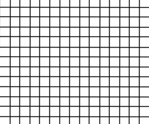 black and white, patterns, and squares image