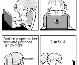 funny, feminism, and feminist image