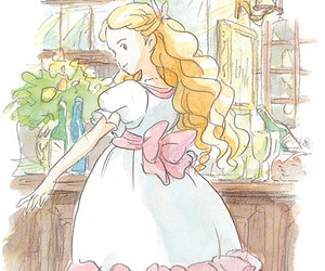 anime, omoide no marnie, and when marnie was there image