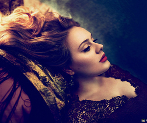 Adele and vogue image
