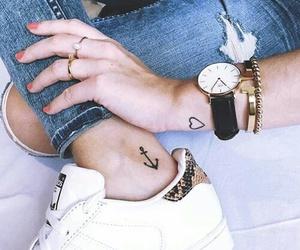 tatto, tatuaje, and fotografía image