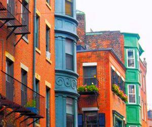 colorful, massachusetts, and boston image