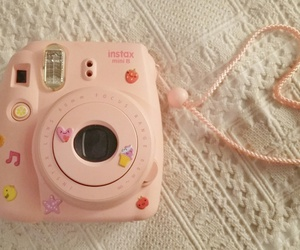 girly, instax, and pastel image