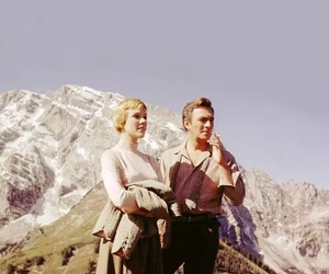 julie andrews, the sound of music, and christopher plummer image