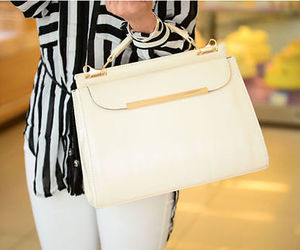 fashion, handbag, and style image