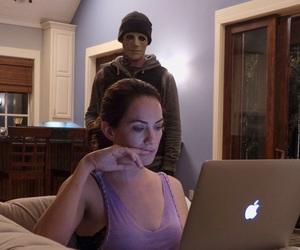 creepy, horror, and horror movie image