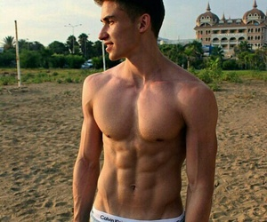 boy and Hot image