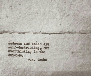 broken, r.m. drake, and quote image