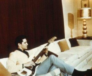 Elvis Presley and rock image