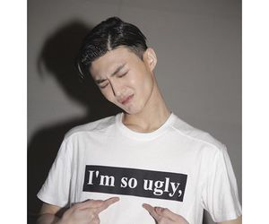 korean model, ygk+, and shin jae hyuk image