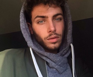 boy, sexy, and eyes image