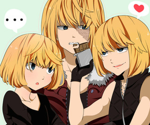 death note, mello, and mihael keehl image