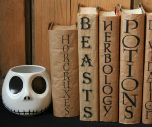 book, harry potter, and potions image