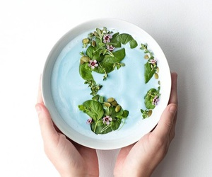 earth, earth day, and love image