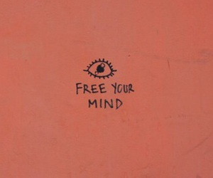 free, mind, and eye image