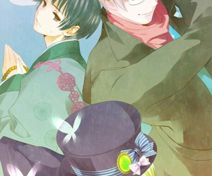 aph, hetalia, and japan image