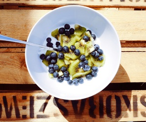 blog, blueberry, and breakfast image