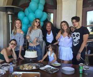 gigi hadid, bella hadid, and birthday image