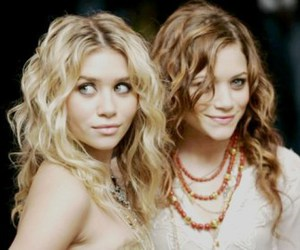 beauty and olsen twins image