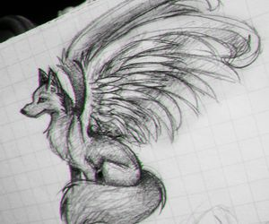 animal, creature, and drawing image