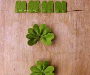 diy, clover, and green image