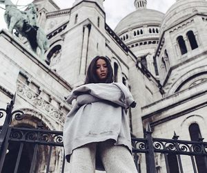 architecture, outfit, and comfy image