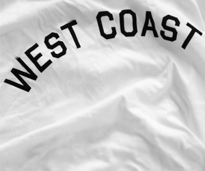 west coast, white, and pale image