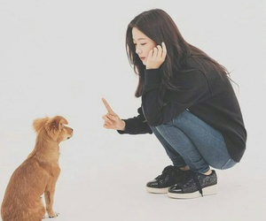 korean girl, kim yoo jung, and k actres image