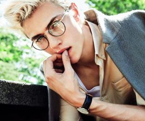 lucky blue smith, Hot, and model image