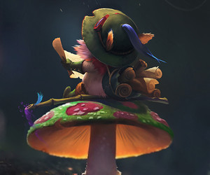 teemo and league of legends image