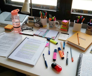 book, study, and exam image
