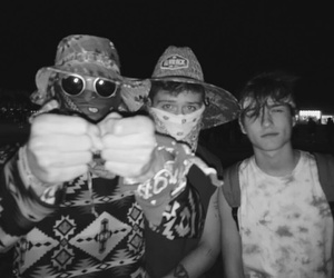 coachella, crawford collins, and matthew espinosa image