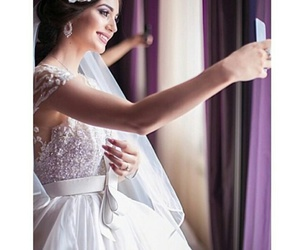 bridal, dp, and lovely image