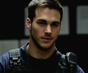 containment, chris wood, and jake riley image