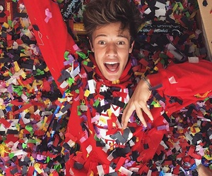 cameron dallas, boy, and magcon image