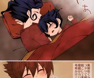 yaoi, inazuma eleven go, and matsukaze image