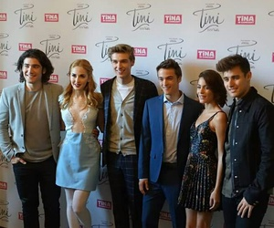 premiere, martina stoessel, and amsterdam image