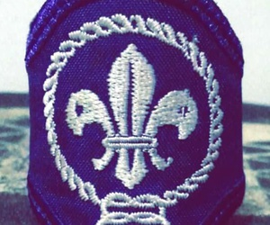 amor, baden powell, and scout image