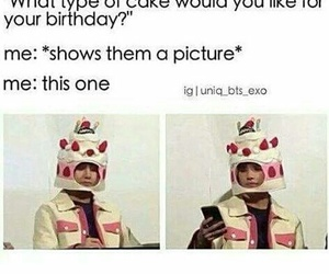 funny, bts, and v image