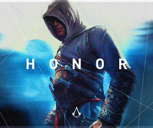 honor, assassin's creed, and altair ibn la ahad image