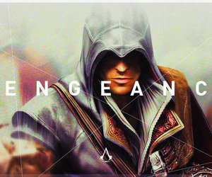 vengeance, assassin's creed, and ac2 image