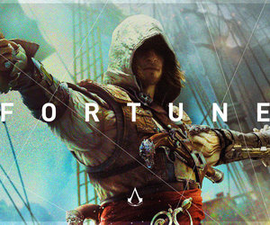 fortune, assassin's creed, and edward kenway image
