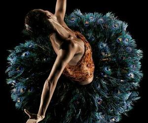 ballerina, chocolate, and fashion image
